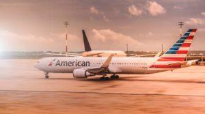 Airbus A330 de la compagnie American Airlines